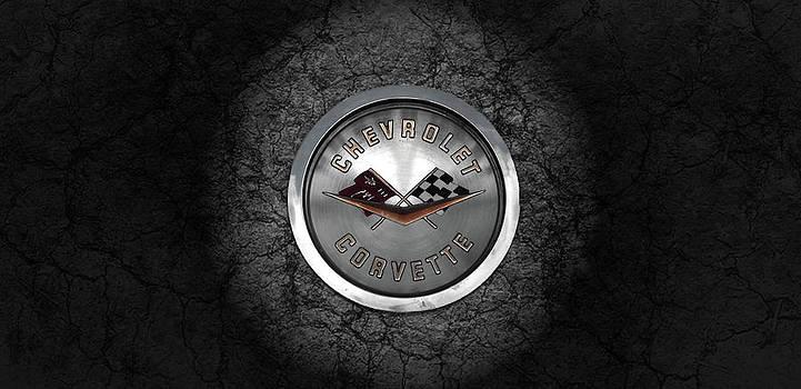 Kristie  Bonnewell - Corvette Emblem