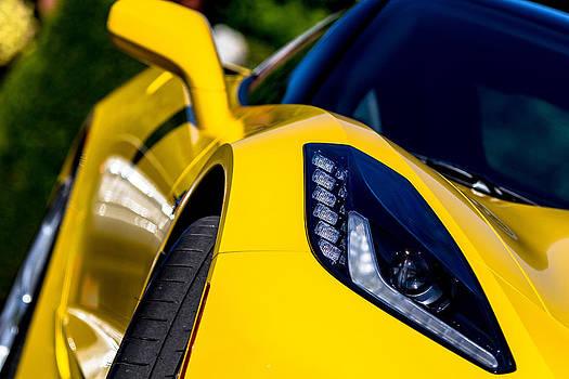 Corvette by Jahred Allen
