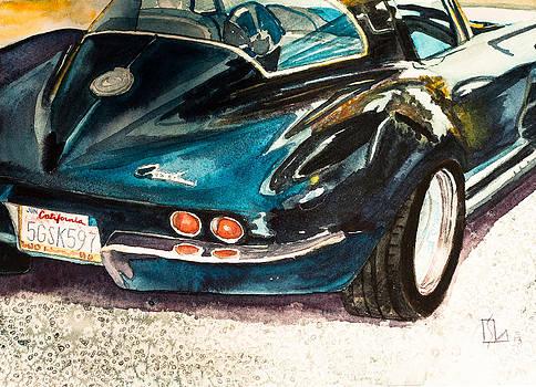 Corvette by Lee Stockwell