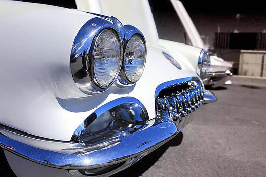 Corvette Nose by  Edward Joel Wittlif