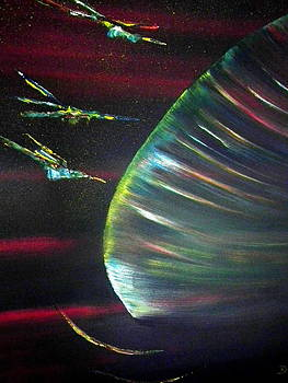 Cosmic beauty by David Hatton