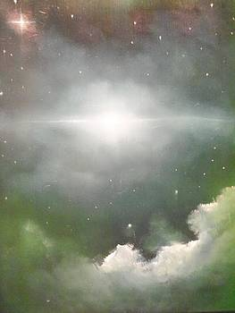 Cosmic Blast by Ricky Haug