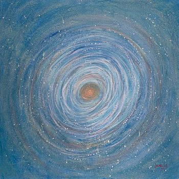 Cosmic Nest by Janelle Schneider