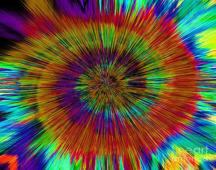 Leslie Cruz - Cosmic Explosion