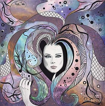 Cosmic Hair by Disko Galerie