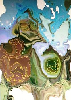 Cosmic Ninja Turtle by Maya Telford