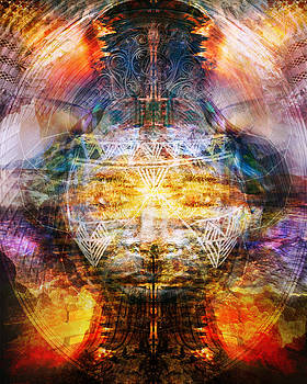 Cosmic Ripple by Nathan Benmargi