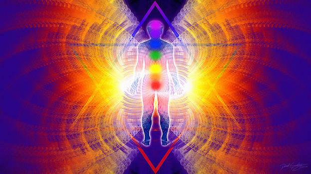 Cosmic Spiral Ascension 06 by Derek Gedney