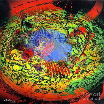 Cosmos #6 by Dov Lederberg