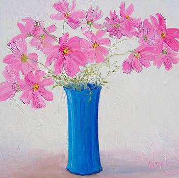Jan Matson - Cosmos flowers