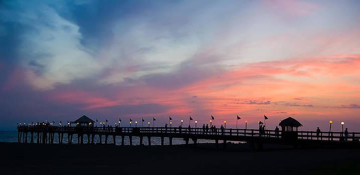 Adam Romanowicz - Costa Rican Sunset
