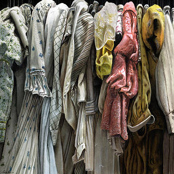 Costumes from the Stratford Warehouse No 05 by Chris Klein
