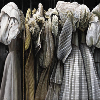 Costumes from the Stratford Warehouse No 07 by Chris Klein
