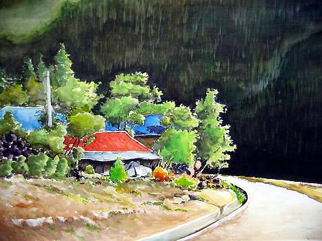 Cottage by Bryan Ahn