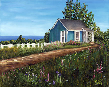 Cottage by the Sea by Helen Eaton
