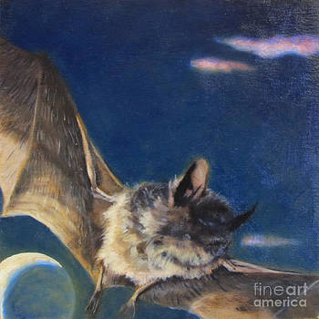 Country Bat by Jan Little