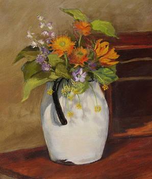 Country Bouquet by Vikki Bouffard