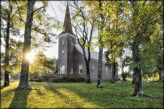 Erika Fawcett - Country Church