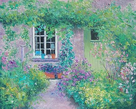 Jan Matson - Country cottage