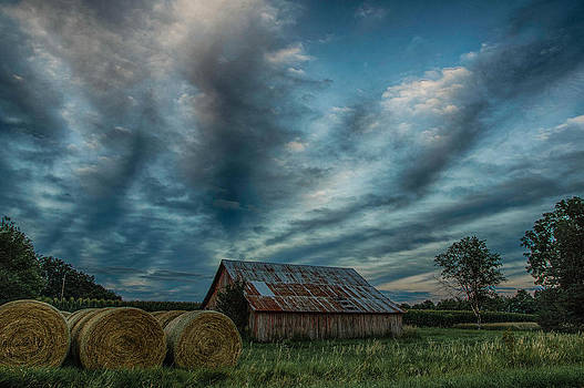 Country Dreaming by Christopher L Nelson