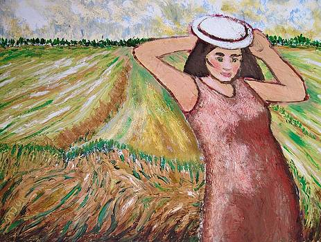 Country Girl by Clarence Major