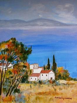 Country houses by Manolia Michalogiannaki