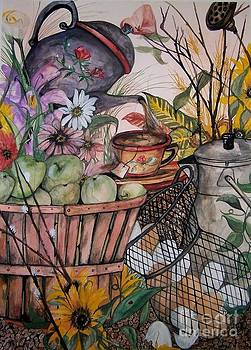 Country Kitchen by Laneea Tolley