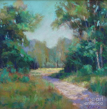Country Lane by Virginia Dauth