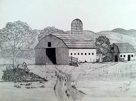 Country life by Tony Clark