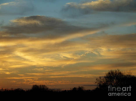 Scott B Bennett - Country Morning Sunrise