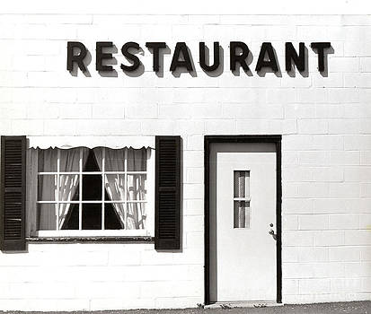 Country Restaurant by Thomas Marchessault