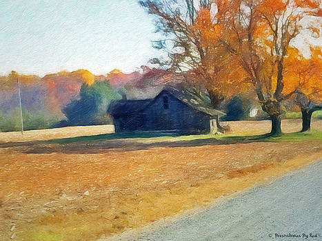 Country Road by Melody McBride