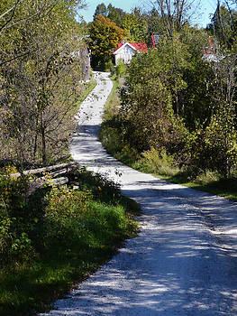 Country Road by Nino Via
