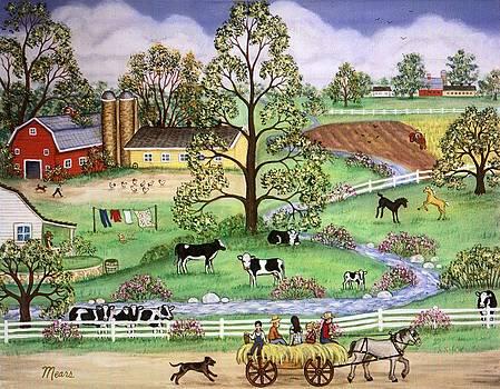 Linda Mears - Country Scene