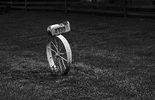 Country Spokes by Debbie May
