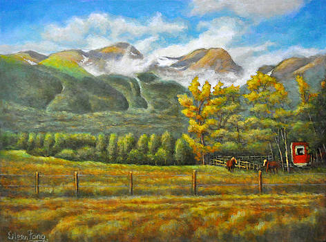 Countryside by Eileen  Fong