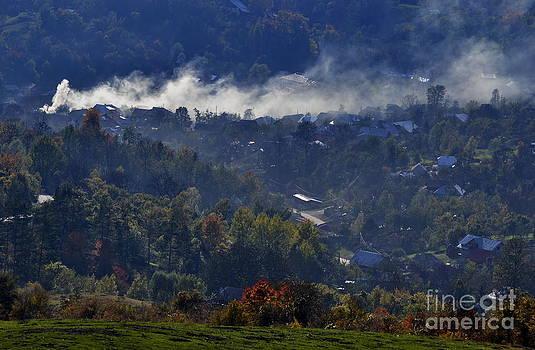 countryside of Romania by Bajan Sorin