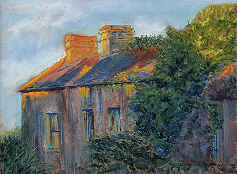 Mary Benke - County Clare Late Afternoon