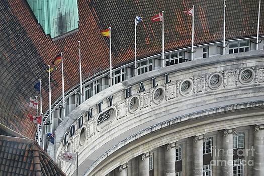 County Hall- London by Stephanie Guinn