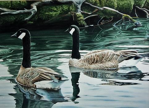 Couple by Peter Jurik