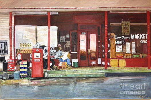 Courthouse Market by JackieO Kelley