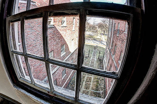 Courtyard View by Joshua Ball