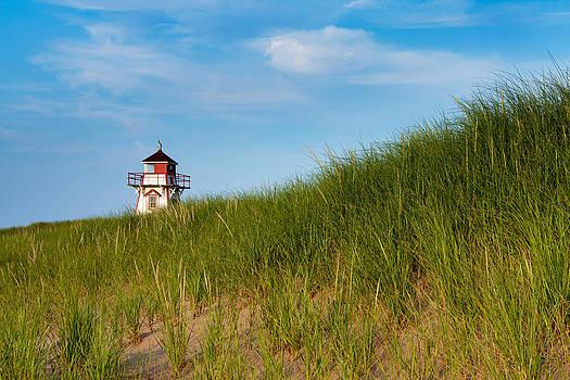 Covehead Lighthouse  by Matt Dobson