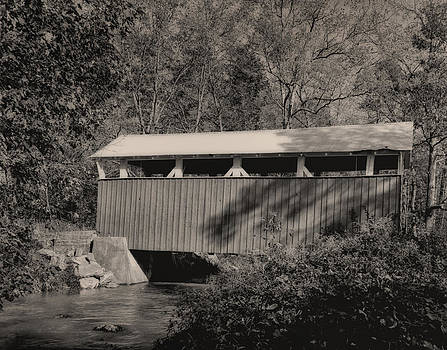 Dennis James - Covered Bridge