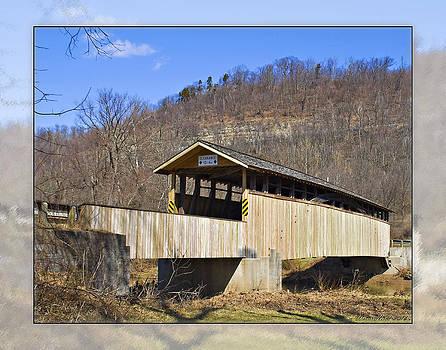 Walter Herrit - Covered Bridge in Pa.