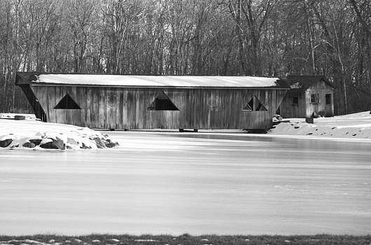Covered Bridge by Jennifer  King