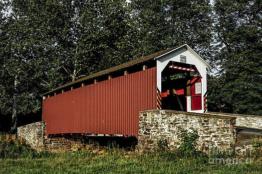 Covered Bridge by Timothy Clinch