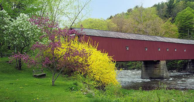 Covered Bridge by Tom Heeter