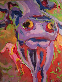 Jeff Seaberg - Cow 287