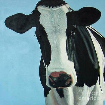Martha DArt - Cow And Sky 3